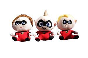The-Incredibles-Plush-Toy-Jack-Mr-Incredible-Elastigirl-20cm-Melbourne-Stock