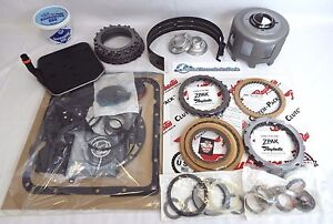 Gm 700r4 Transmission >> Gm 700r4 Transmission Hd Super Truck Master Rebuild Kit W Raybestos