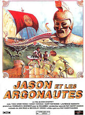 Affiche 60x80cm JASON ET LES ARGONAUTES /…AND THE ARGONAUTS 1693 REEDITION