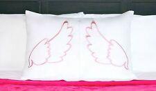 Part Bed Sheet Modern Bedroom 100/% Cotton Swirl 3-in-1 Pillowcase Pillow Sham