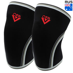 CFR-7MM-Knee-Sleeves-Support-Crossfit-Power-Weight-Lifting-Squats-Patella-Brace