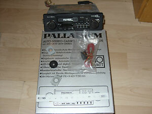 Palladium-Voiture-Stereo-confirmer-magnetophone-40-W-Equalizer-rare-780729