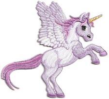 Pegasus fantasy horse unicorn greek medusa poseiden applique iron-on patch S-738
