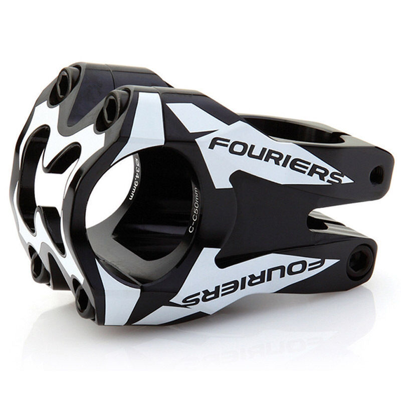 FOURIERS  Full CNC Bike Stem MTB DH Bicycle 50mm 0°Ø35mm x Ø31.8mm w  Shim MB001  all products get up to 34% off