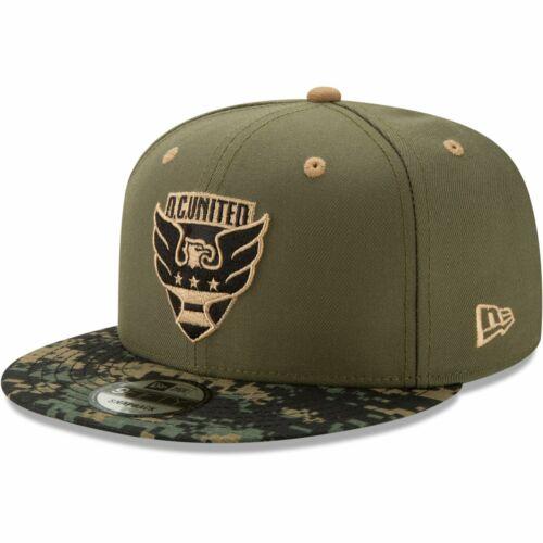 New Era 9Fifty Snapback Cap United digi camo MLS D.C