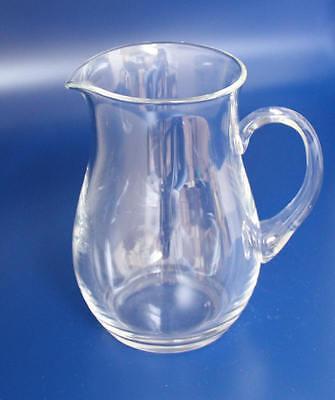 1 L Vetro Boccale Vetro Caraffa Latte Brocca Most Brocca Pitcher Glass Boccale Vetro Brocca Henkel-
