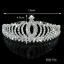 Crown-Bridal-Tiara-Rhinestone-Headpiece-Crystal-Bridal-Headband-Hair-Accessories thumbnail 3