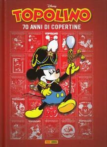 Disney-TOPOLINO-70-ANNI-DI-COPERTINE-panini-comics-2019