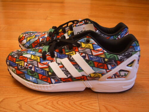 Adidas zapatillas Zapatillas 11 5 Sz Us Caja Superstar Zx Flux 10 Sin And Nuevo 1wtRqI1