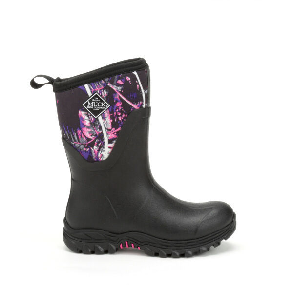 Muck Boots Women S Arctic Sport Ii Mid Extreme Conditions Boot Black Muddy 11 Ebay