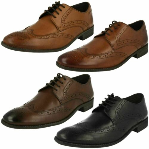 Mens CHART LIMIT  leather shoes by CLARKS Retail £64.99