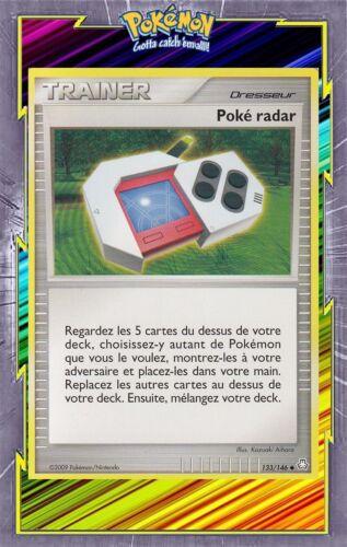 133//146 Poké radar Carte Pokemon Neuve Française DP6:Eveil des Legendes