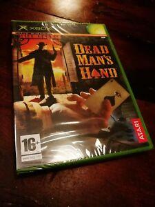 Dead-Man-039-S-Hand-Xbox-Edizione-Italiana-Sigillata