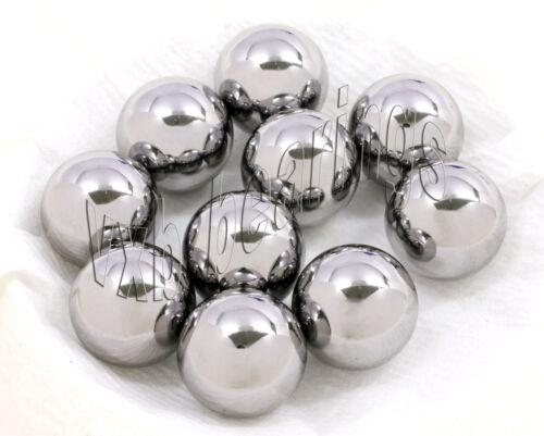 "Pack of 10 Tungsten Carbide 5//32/"" Bearings Ball 0.156/"" inch Dia Balls"