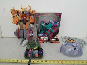 Transformers Lot Unicron Megatron Piranacon Parts/Repair