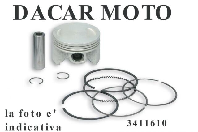 Pistón MALOSSI Honda S-WING 125 Es Decir, 4T LC 3411610