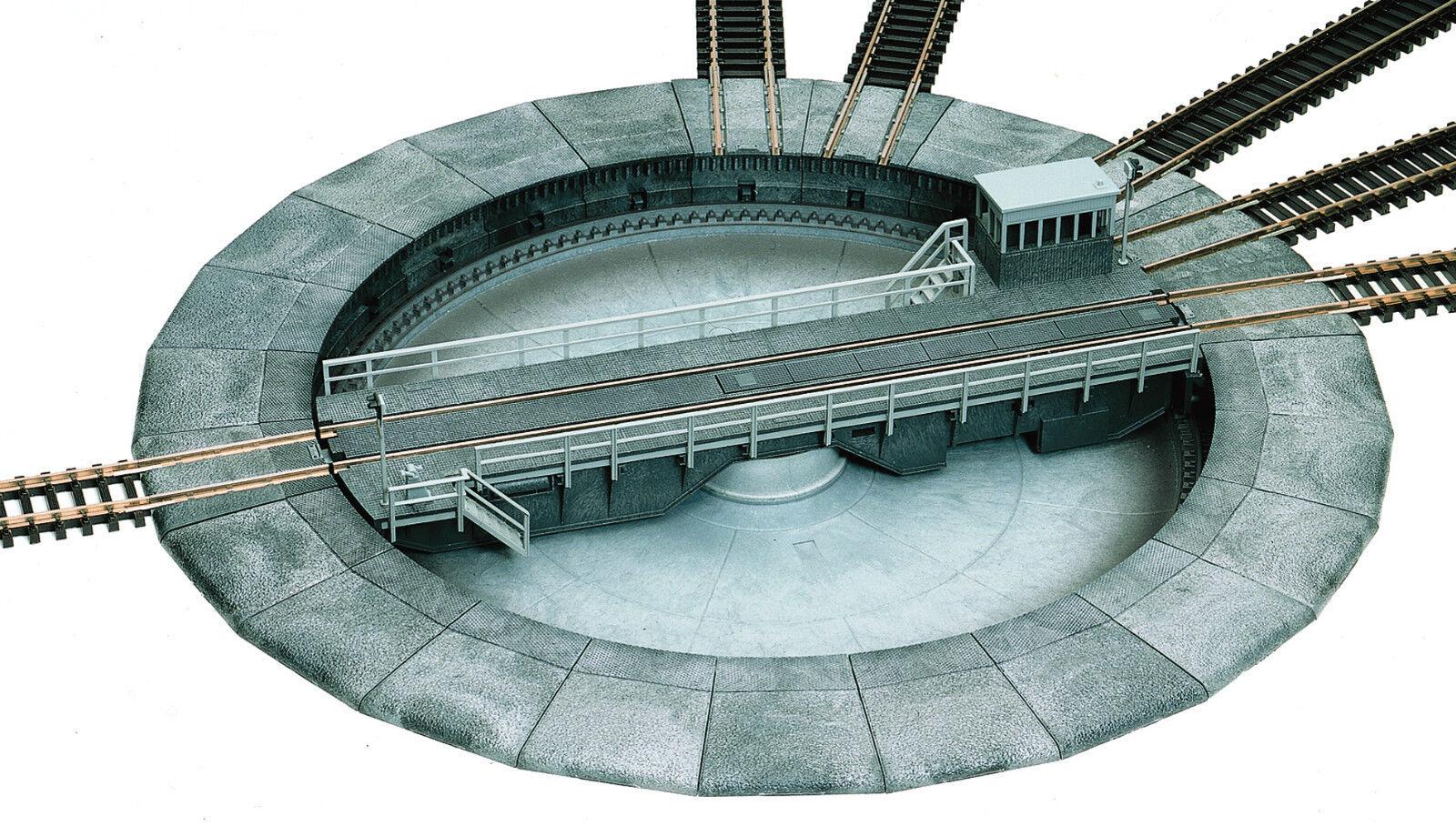 ROCO TT 35900 piattaforma girevole con elektroantrieb e centralina-NUOVO + OVP