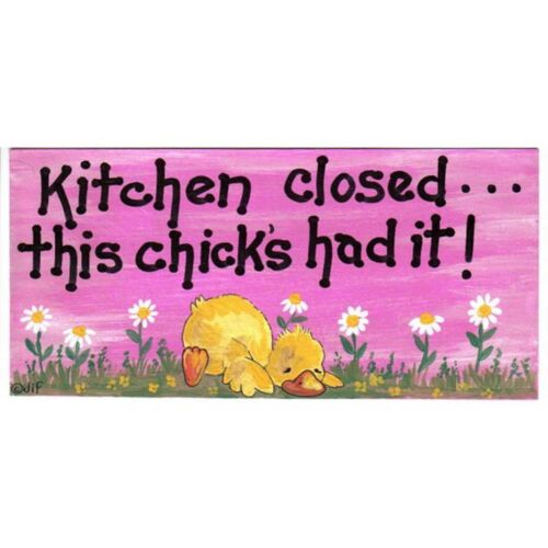 Kitchen /& Bathroom Selection Home Smiley Signs Novelty Funny Hanging Plaques