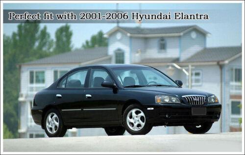 Genuine 82450 2D001 Power Window Motor Front Left for 2001 2006 Hyundai Elantra