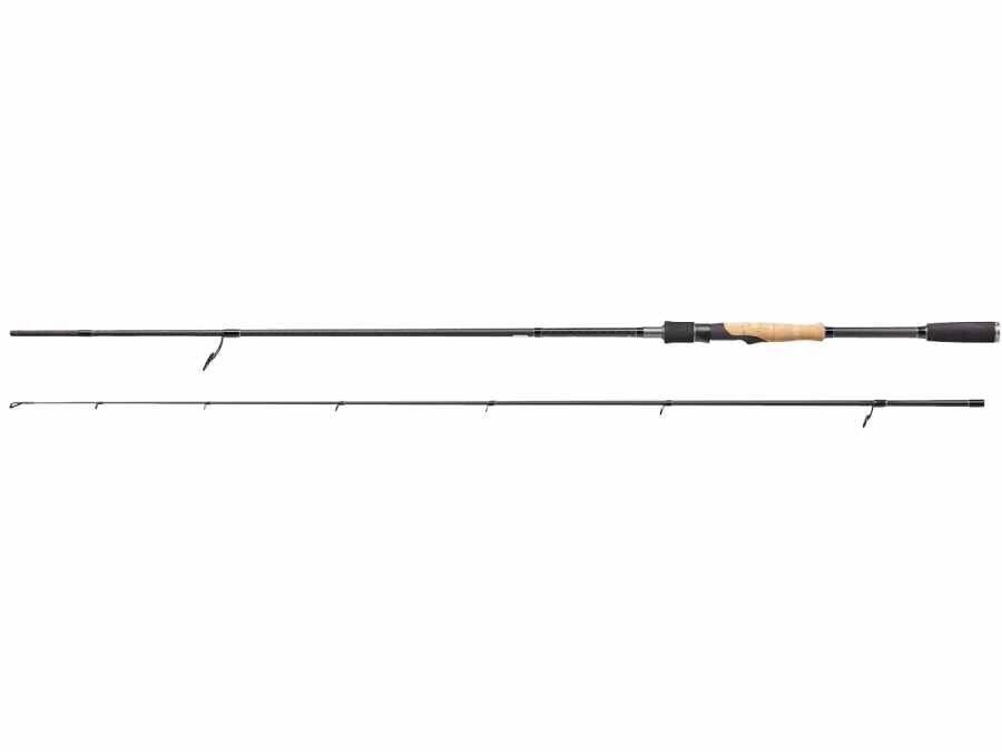 DAM Effzett Nova Spin  1,652,70m  Xfast action spinning rod  canne da pesca