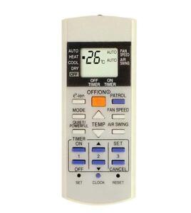 Panasonic-Remote-Control-for-PANASONIC-AIR-CONDITIONER-model-E-ionizer