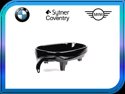 BMW Genuine Ala Destra Specchio Supporto Anello Nero 1//3 SERIE 51167220562