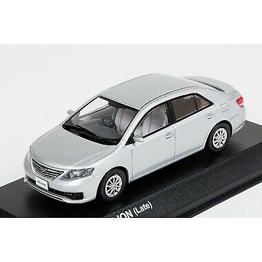 Kyosho 1 43 Toyota Arion Late Type Silver Metallic from Japan
