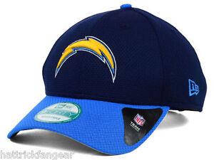 LA Los Angeles San Diego Chargers New Era 9Forty Fundamental Tech ... aff394533