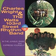 CHARLES WRIGHT & THE WATTS 103RD STREET RHYTHM BAND - IN THE JUNGLE, BABE/EXPRES