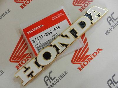 HONDA CB 750 four k0 k1 k2-k6 Clips Clip Set Tankemblem Nut Emblème fuel tank