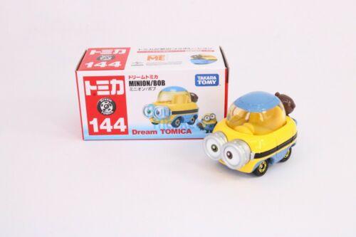 144 despicable Me Minions Bob Diecast Spielzeugauto Takara Tomy Traum TOMICA Nr