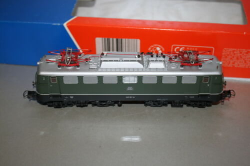 Roco 43388 elok serie 140 167-8 DB verde pista h0 OVP