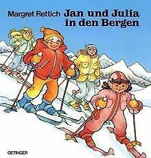 Jan und Julia in den Bergen von Rettich, Margret | Buch | Zustand akzeptabel