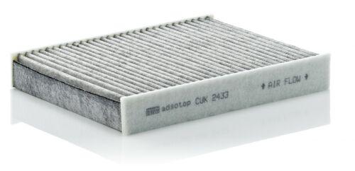 CUK 2433 aria Mann-FilterFILTRO dell/'abitacolo per Ford Filtro Polline Filtro |