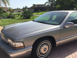 1996 Buick Roadmaster Sedan Florida Car