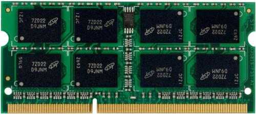 8GB DDR3 1066 MHz PC3-8500 SODIMM 204 pin Laptop Memory RAM Apple Mac Book Pro