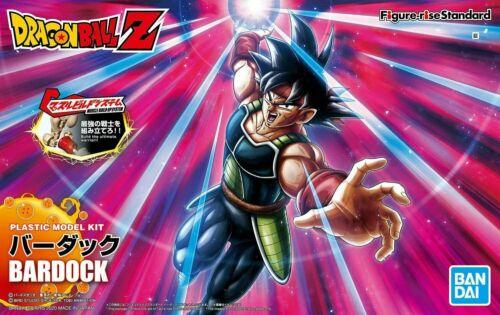 Bandai Spirits Dragon Ball Z Figure-Rise Bardock Action Figure Model Kit USA