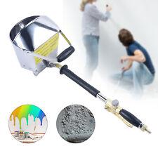 Cement Mortar Plaster Sprayer Gun For Wallampceiling Stucco Sprayer 4 Jet Gun Tool