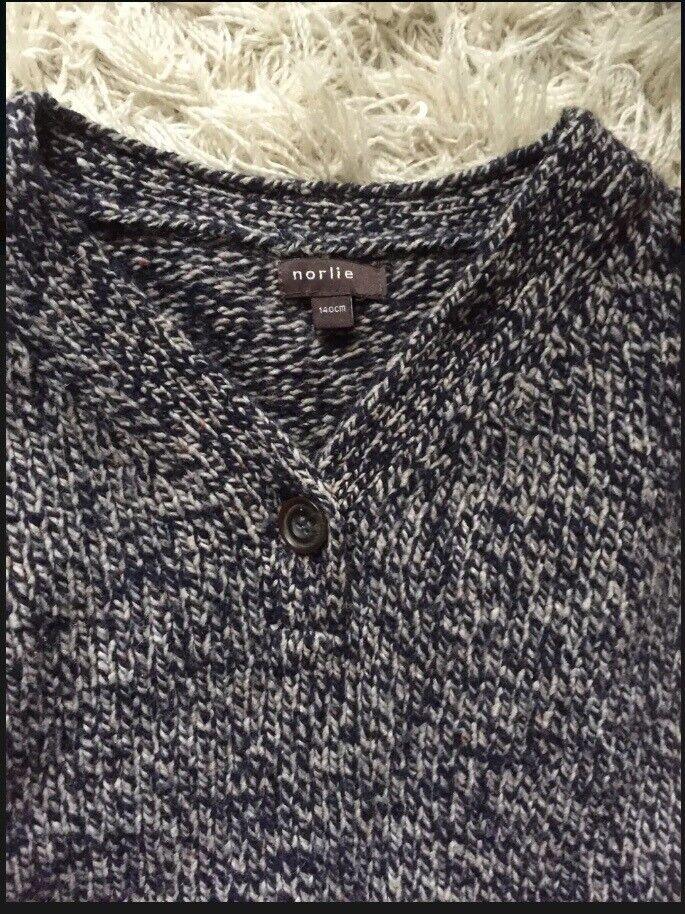 Sweater, Varm sweater striktrøje, Norlie