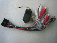 Dual Axxera Avn6446btwire Harness Original With Noise Filter Box
