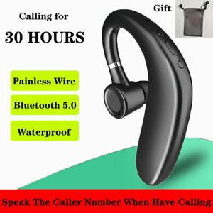 Q11 Bluetooth Headset 5 0 In Ear Wireless Business Driving Earphone Car Hea Y6a5 Ebay