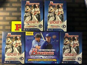 Cincinnati Reds 2021 Bowman Sapphire Baseball Hobby Box Break #240 LIVE