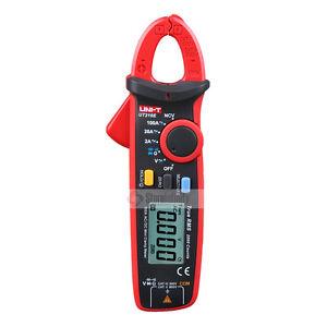 UNI-T-DIGITAL-UT210E-100Amp-600V-AC-DC-CLAMP-METER-Multimetro-True-RMS