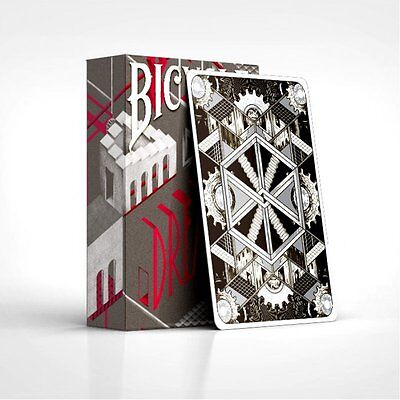DREAM SILVER EDITION BICYCLE DECK PLAYING CARDS BY CARD EXPERIMENT MAGIC TRICKS