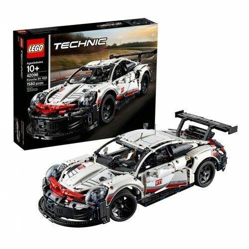 LEGO 42096 PORSCHE TEKNISK RSR BRAND NY FAKTORY SEALD låda