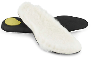 Blundstone Australia Unisex Natural Sheepskin Wool Thermal Footbed Insole