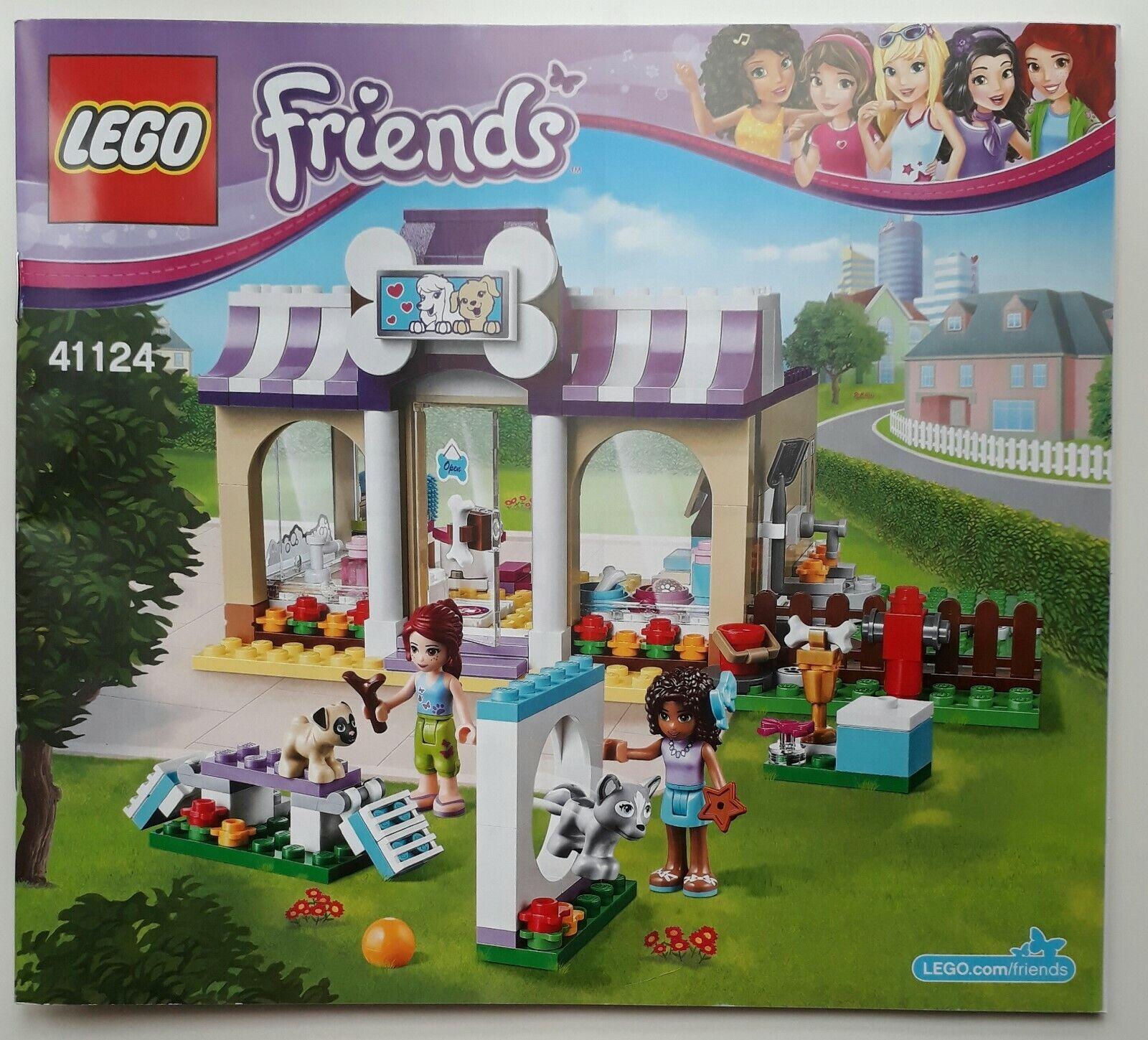 Lego 41124 Friends Heartlake Puppy Daycare For Sale Online Ebay
