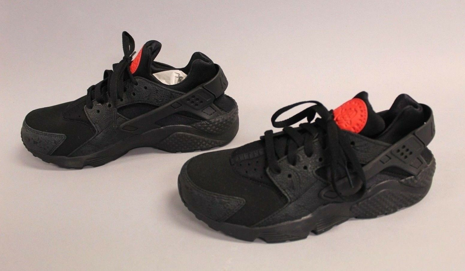 Nike Mens Air Huarache Run F Russian Floral shoes HD3 Black AO3153-001 Size US 8