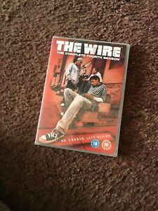 The-Wire-Series-4-Complete-DVD-2008