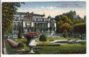 AK-Frankfurt-Palmengarten-Gesellschaftshaus-1922